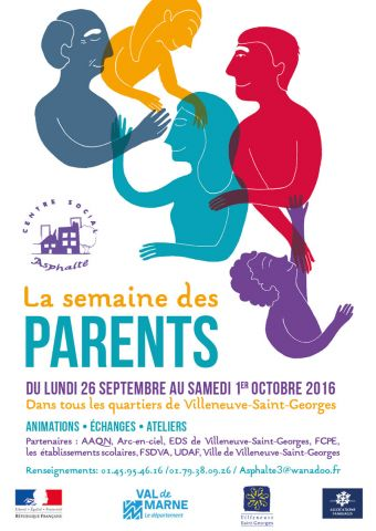 flyer la semaine des parents
